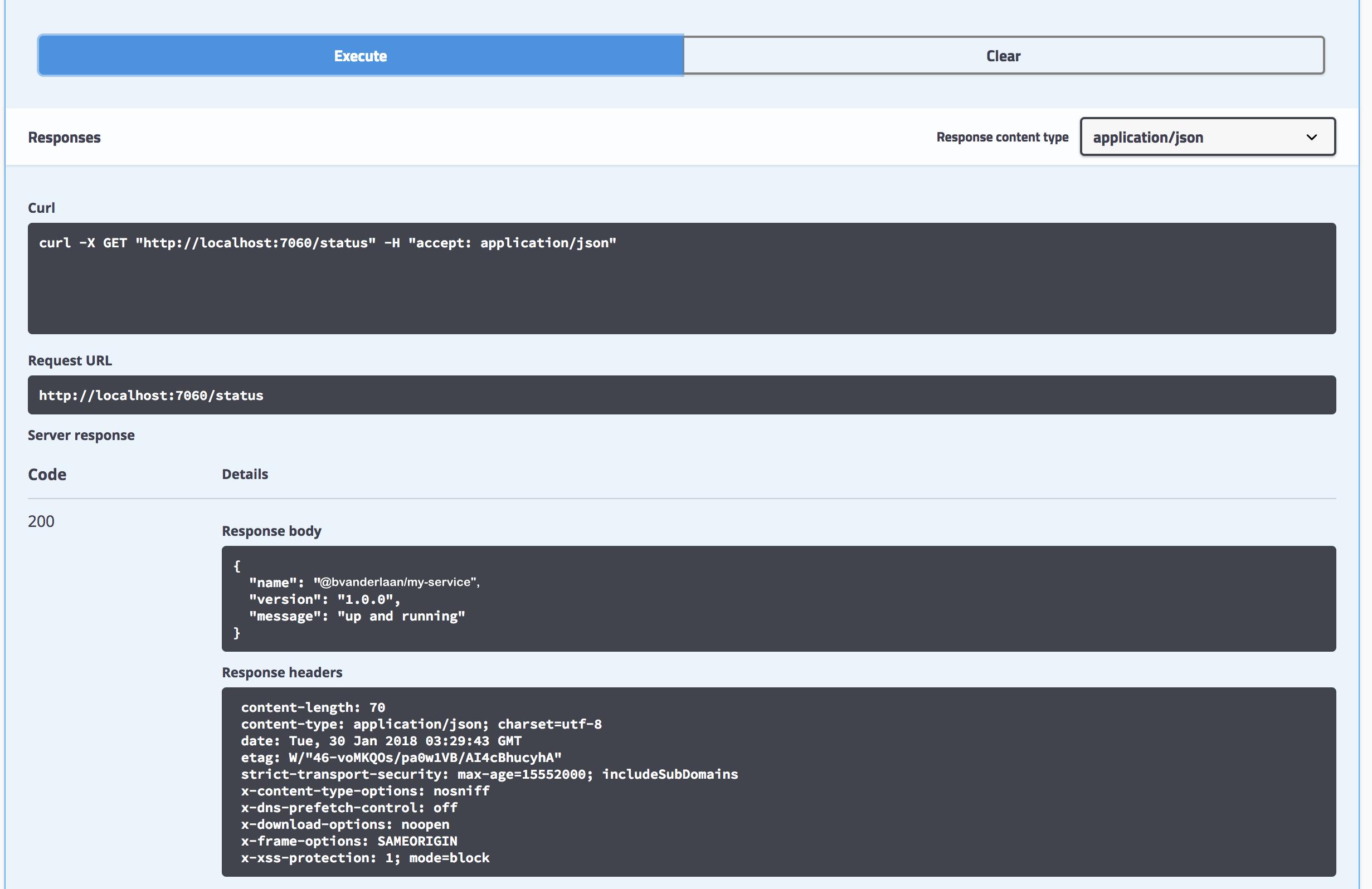 Swaggerize your API Documentation
